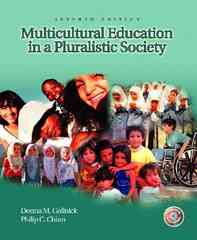 Multicultural Education in a Pluralistic Society and Exploring Diversity Package 7th edition 9780131555181 0131555189
