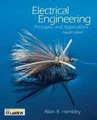 Electrical Engineering 4th edition 9780131989221 0131989227