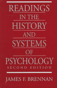 Readings in the History and Systems of Psychology 2nd edition 9780136267973 0136267971