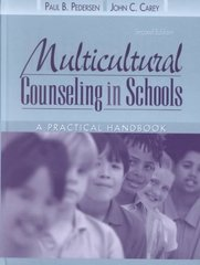 Multicultural Counseling in Schools 2nd edition 9780205321971 0205321976
