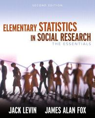Elementary Statistics in Social Research 2nd edition 9780205484935 020548493X