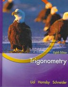 Trigonometry 8th Edition 9780321245434 0321245431