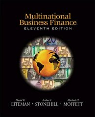 Multinational Business Finance 11th edition 9780321357960 0321357965