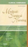 Clinical Companion to Medical-Surgical Nursing 7th edition 9780323036894 0323036899