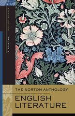 The Norton Anthology of English Literature 8th edition 9780393928341 0393928349