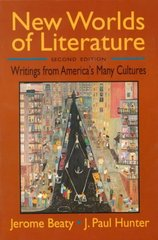 New Worlds of Literature 2nd Edition 9780393963540 0393963543