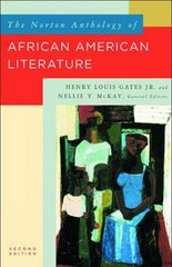 The Norton Anthology of African American Literature 2nd edition 9780393977783 0393977781