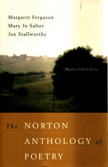 The Norton Anthology of Poetry 5th Edition 9780393979213 0393979210