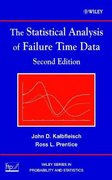 The Statistical Analysis of Failure Time Data 2nd edition 9780471363576 047136357X