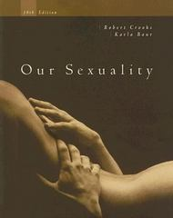 Our Sexuality 10th edition 9780495103264 0495103268