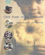 Child, Family, School, Community 6th edition 9780534525194 0534525199