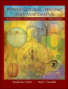 Psychological Testing and Assessment 6th Edition 9780072887679 0072887672