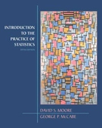 Introduction to the Practice of Statistics w/CD-ROM 5th edition 9780716764007 0716764008