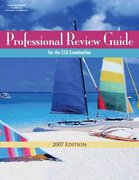 Professional Review Guide for the CCA Examination, 2007 Edition 1st edition 9781418074272 1418074276