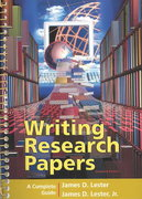 Writing Research Papers 11th edition 9780321236470 0321236475