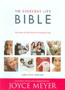 The Everyday Life Bible 0 9780446578257 0446578258