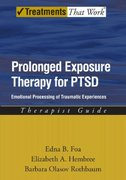 Prolonged Exposure Therapy for PTSD 1st Edition 9780195308501 0195308506