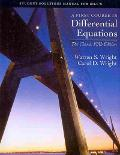 A First Course in Differential Equations The Classic
