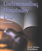 Understanding Hospitality Law 4th edition 9780866122276 0866122273
