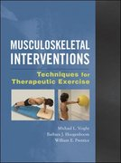 Musculoskeletal Interventions: Techniques for Therapeutic Exercise 1st Edition 9780071457682 0071457682