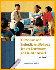Curriculum and Instruction Methods for Elementary and Middle School 6th edition 9780131181793 0131181793
