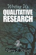 Writing Up Qualitative Research 2nd edition 9780761924296 0761924299