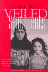 Veiled Sentiments 2nd Edition 9780520224735 0520224736