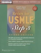 NMS Review for USMLE Step 3 2nd edition 9781582558332 1582558337