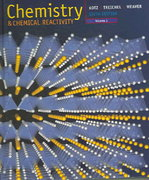 Chemistry and Chemical Reactivity, Volume 1 (with General ChemistryNOW) 6th edition 9780495010135 0495010138