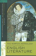 The Norton Anthology of English Literature 8th Edition 9780393927184 0393927180