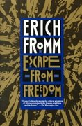 Escape from Freedom 1st Edition 9780805031492 0805031499