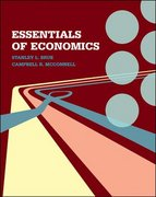 Essentials of Economics 1st edition 9780073019673 0073019674