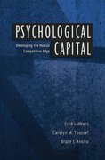 Psychological Capital 2nd edition 9780195187526 0195187520