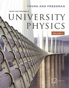 University Physics Vol 1 (Chapters 1-20) with MasteringPhysics™ 12th edition 9780321500564 0321500563