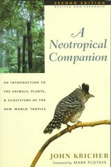 A Neotropical Companion 2nd Edition 9780691009742 0691009740