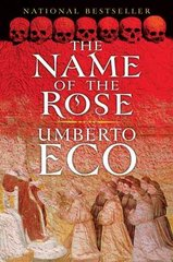 The Name of the Rose 1st Edition 9780156001311 0156001314