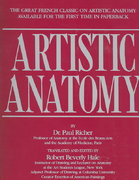Artistic Anatomy 35th Edition 9780823002979 0823002977