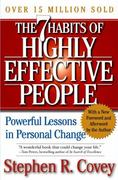 The 7 Habits of Highly Effective People 0 9780743272452 0743272455