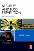 Security and Loss Prevention, Fifth Edition: An Introduction 5th edition 9780123725257 0123725259