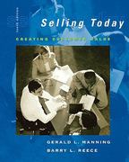 Selling Today 10th edition 9780131866836 0131866834