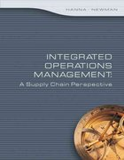 Integrated Operations Management 2nd edition 9780324377873 0324377878
