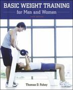 Basic Weight Training for Men and Women 6th Edition 9780073046884 0073046884