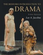 Bedford Introduction to Drama 5th Edition 9780312445768 0312445768