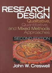 Research Design 2nd Edition 9780761924425 0761924426