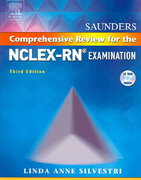 Saunders Comprehensive Review for the NCLEX-RN® Examination 3rd edition 9780721603476 0721603475