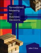 Spreadsheet Modeling for Business Decisions w/St CD, @RISK and Crystal Ball Access Cards 1st edition 9780077212797 0077212797