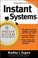 Instant Systems 1st edition 9780071466707 0071466703