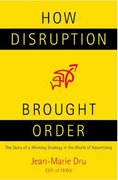 How Disruption Brought Order 1st edition 9780230600690 0230600697