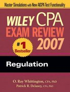 Wiley CPA Exam Review 2007 Regulation 4th edition 9780471797746 047179774X