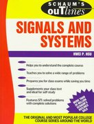 Schaum's Outline of Signals and Systems 1st edition 9780070306417 0070306419